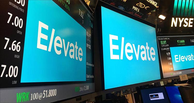 美国现金贷样本:红杉投资的Elevate还不值3亿美元 | 爱分析调研