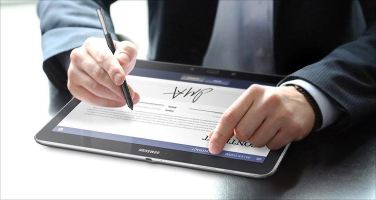 服务支付宝等大客户,e签宝稳居电子签名领域第一梯队 | 爱分析访谈