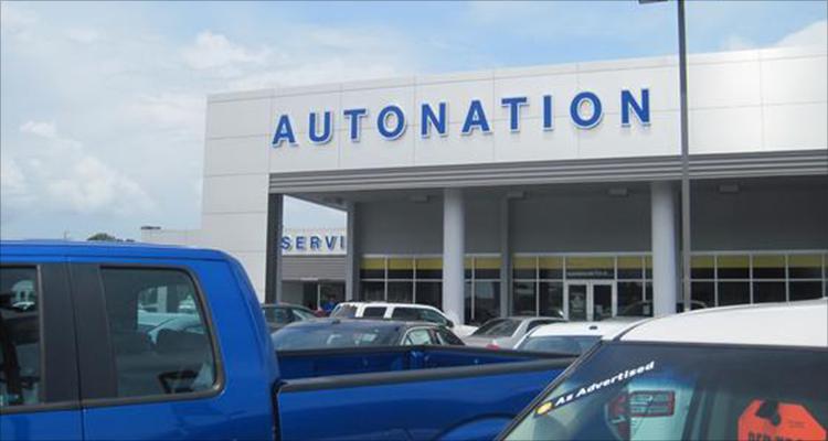 从全美经销商老大AutoNation身上,能看到广汇汽车千亿市值的未来?| 爱分析调研